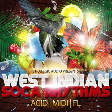 West Indian Soca Rhythms