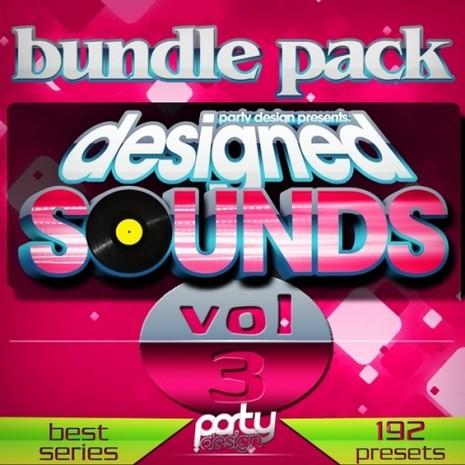 Designed Sounds Bundle 3-in-1 Vol 3