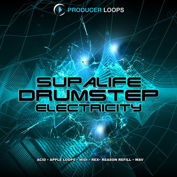 Supalife Drumstep Electricity Vol 1