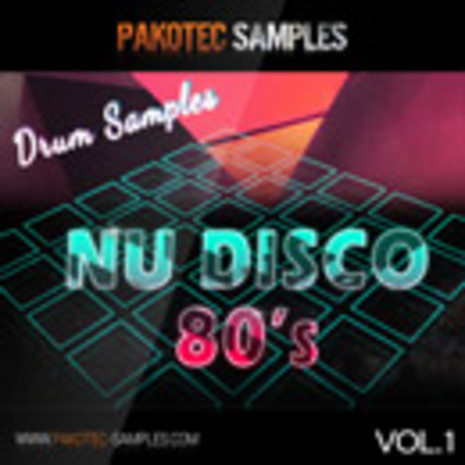 Nu Disco 80's Drums Vol 1