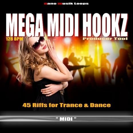 Mega MIDI Hookz Vol 1