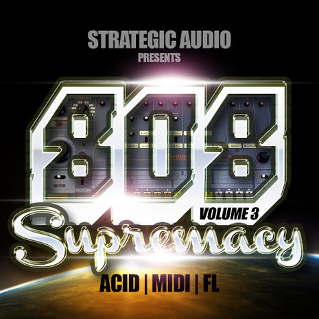808 Supremacy Vol 3