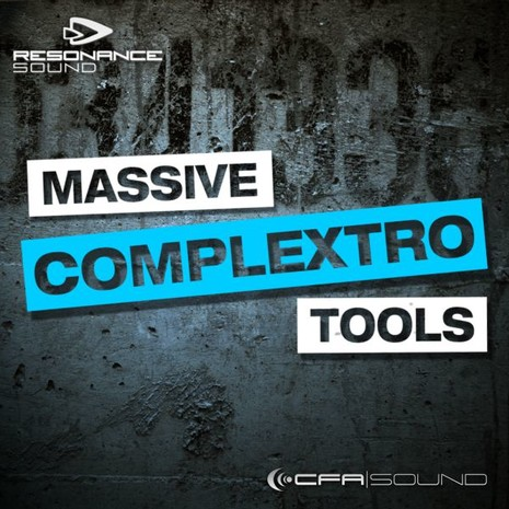 CFA-Sound: Massive Complextro Tools