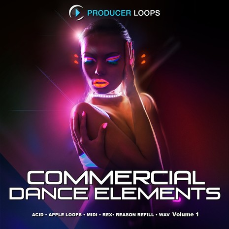 Commercial Dance Elements Vol 1