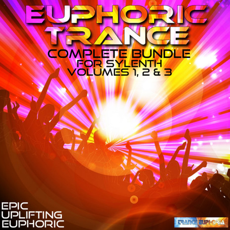 Euphoric Trance For Sylenth Bundle (Vols 1-3)