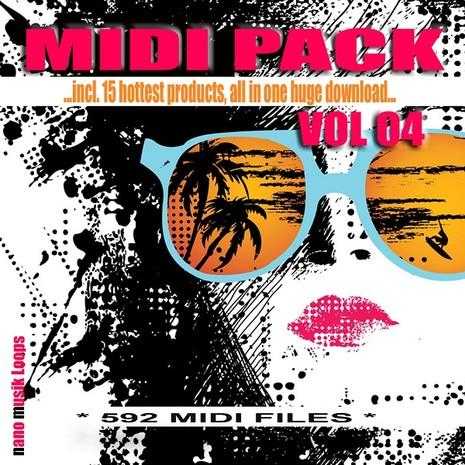 MIDI Pack Vol 4 Bundle