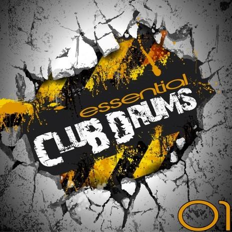 Essential Club Drums Vol 1