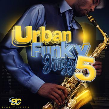 Urban Funky Jazz 5