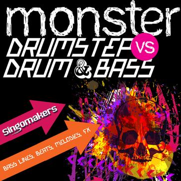 Monster Drumstep vs Drum & Bass