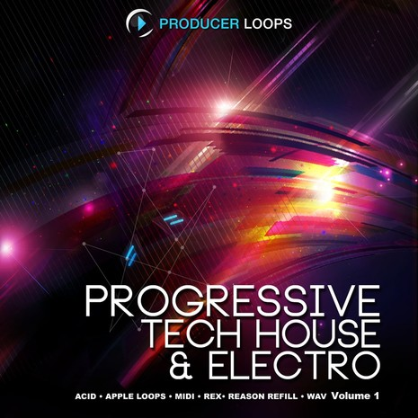 Progressive Tech House & Electro Vol 1