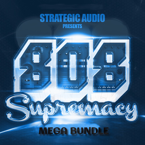 808 Supremacy Mega Bundle