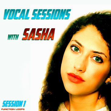 Vocal Sessions with Sasha