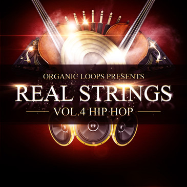 Real Strings Vol 4: Hip Hop