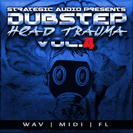 Dubstep Head Trauma Vol 4