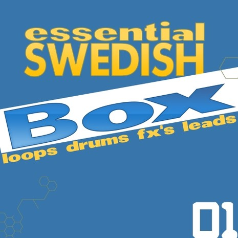 Essential Swedish Box 1