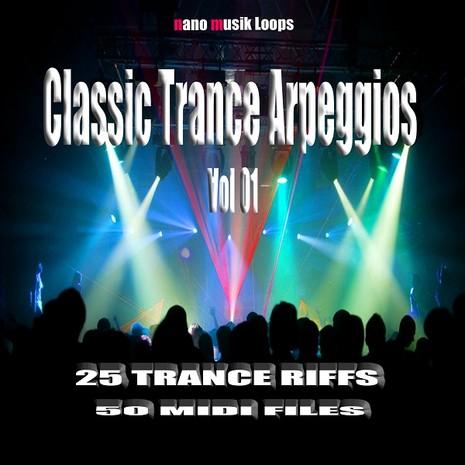 Classic Trance Arpeggios Vol 01