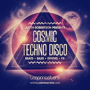 Justin Robertson Presents Cosmic Techno Disco