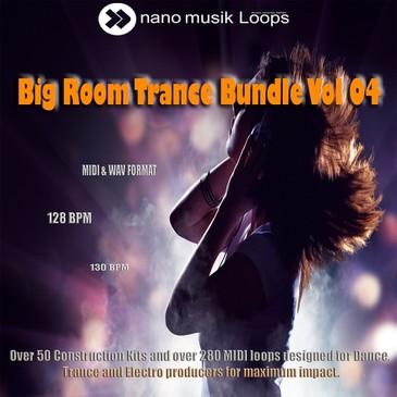 Big Room Trance Bundle Vol 4