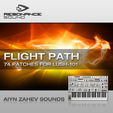 Aiyn Zahev: Flight Path For LuSH-101