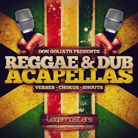 Don Goliath: Reggae & Dub Acapellas