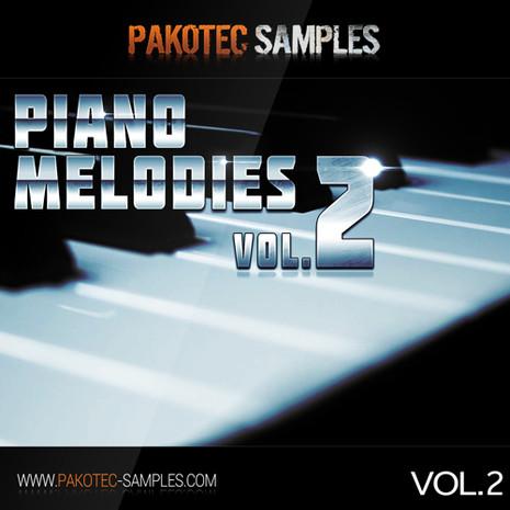 Pakotec: Piano Melodies Vol 2