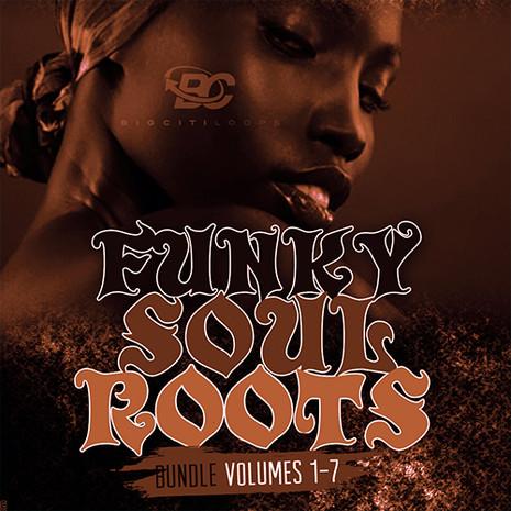 Funky Soul Roots: Bundle (Vols 1-7)