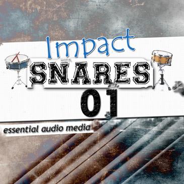 Impact Snares Vol 1