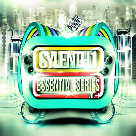 Sylenth1 Essential Series Vol 1