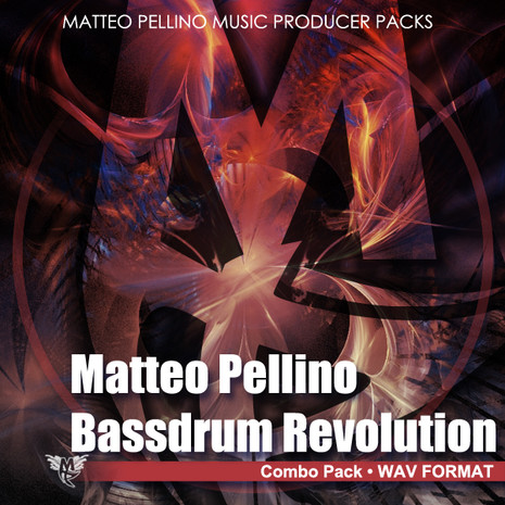 Matteo Pellino: Bassdrum Revolution Bundle