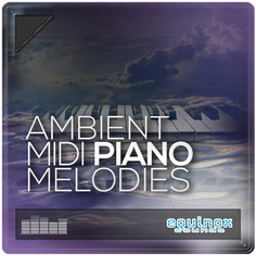 Ambient MIDI Piano Melodies