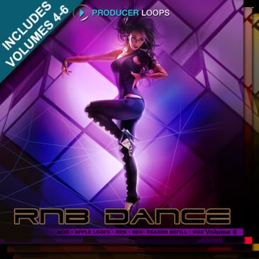 RnB Dance Bundle (Vols 4-6)