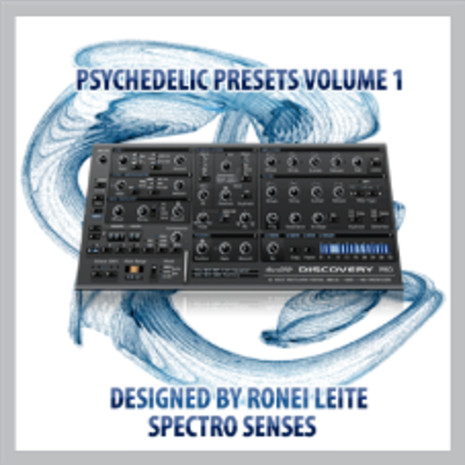 Spectro Senses: Psychedelic discoDSP Presets 1