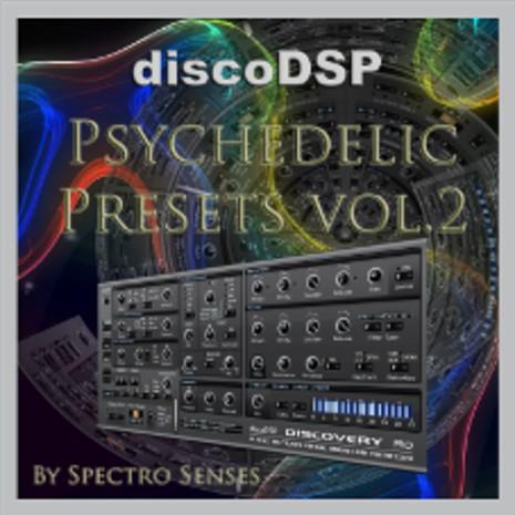 Spectro Senses: Psychedelic discoDSP Presets 2