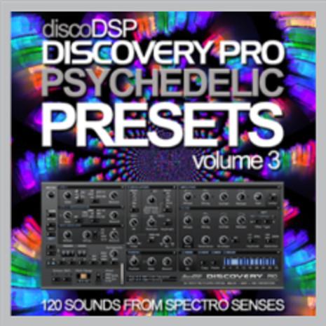 Spectro Senses: Psychedelic discoDSP Presets 3