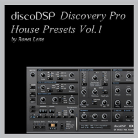 Ronei Leite: Discovery Pro House Presets Vol 1