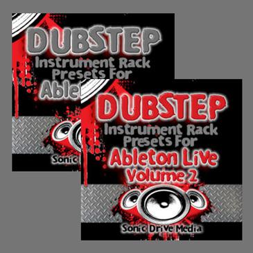 Dubstep Presets For Ableton Live (Vols 1-2)