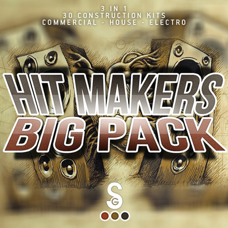 Hit Makers Big Pack