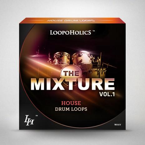 The Mixture Vol 1: House Drum Loops