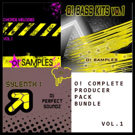 O! Complete Producer Pack Bundle Vol 1