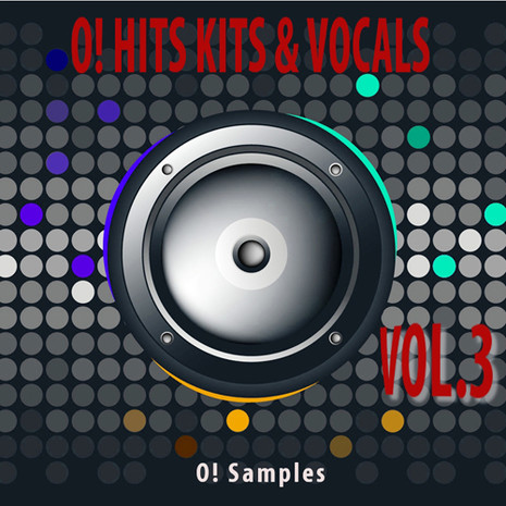 O! Hits Kits & Vocals Vol 3