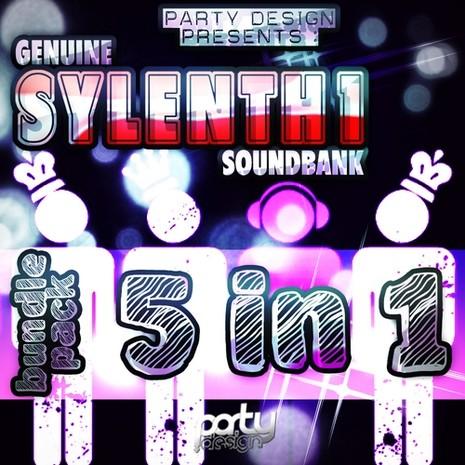 Genuine Sylenth1 Soundbank Bundle (Vols 1-5)