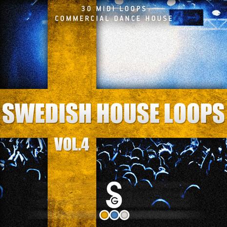Swedish House Loops Vol 4