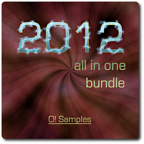 O! Samples All In One 2012 Bundle