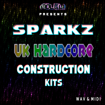 Sparkz: UK Hardcore Construction Kits