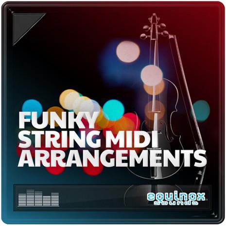 Funky String MIDI Arrangements