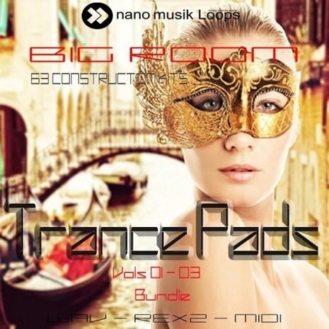 Big Room Trance Pads Bundle (Vols 1-3)