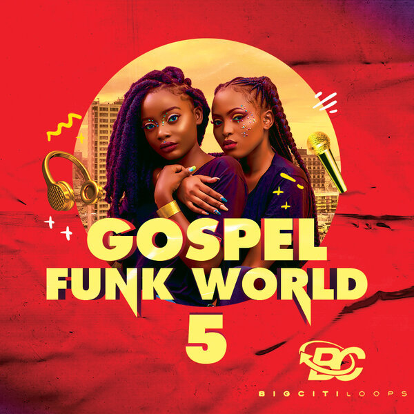 Gospel Funk World 5
