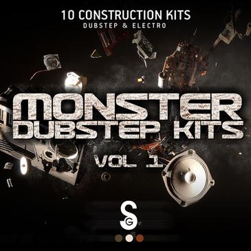 Monster Dubstep Kits Vol 1