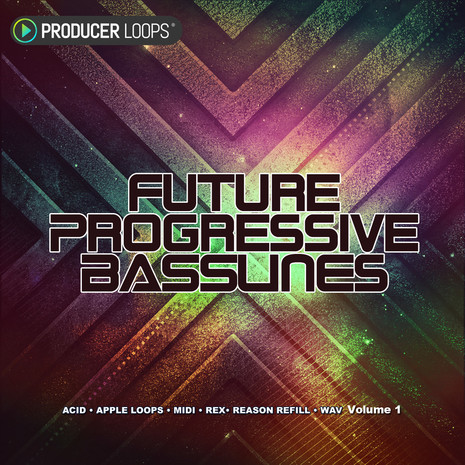 Future Progressive Basslines Vol 1