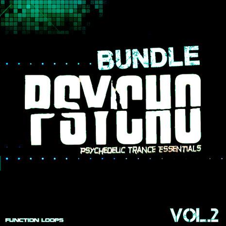 PSYCHO: Psy-Trance Bundle Vol 2
